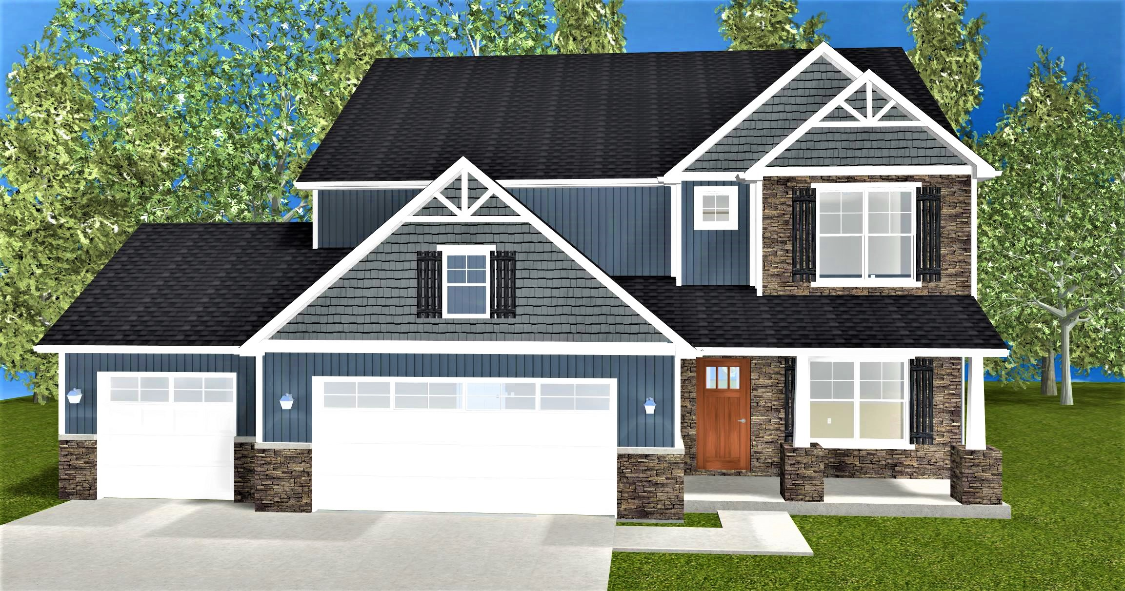The Emma Grace – Starting at $321,900 with Standard Lot
