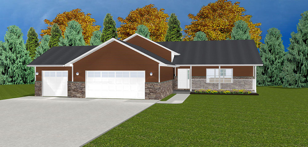 The Willow – Starting at $259,900 with Lot