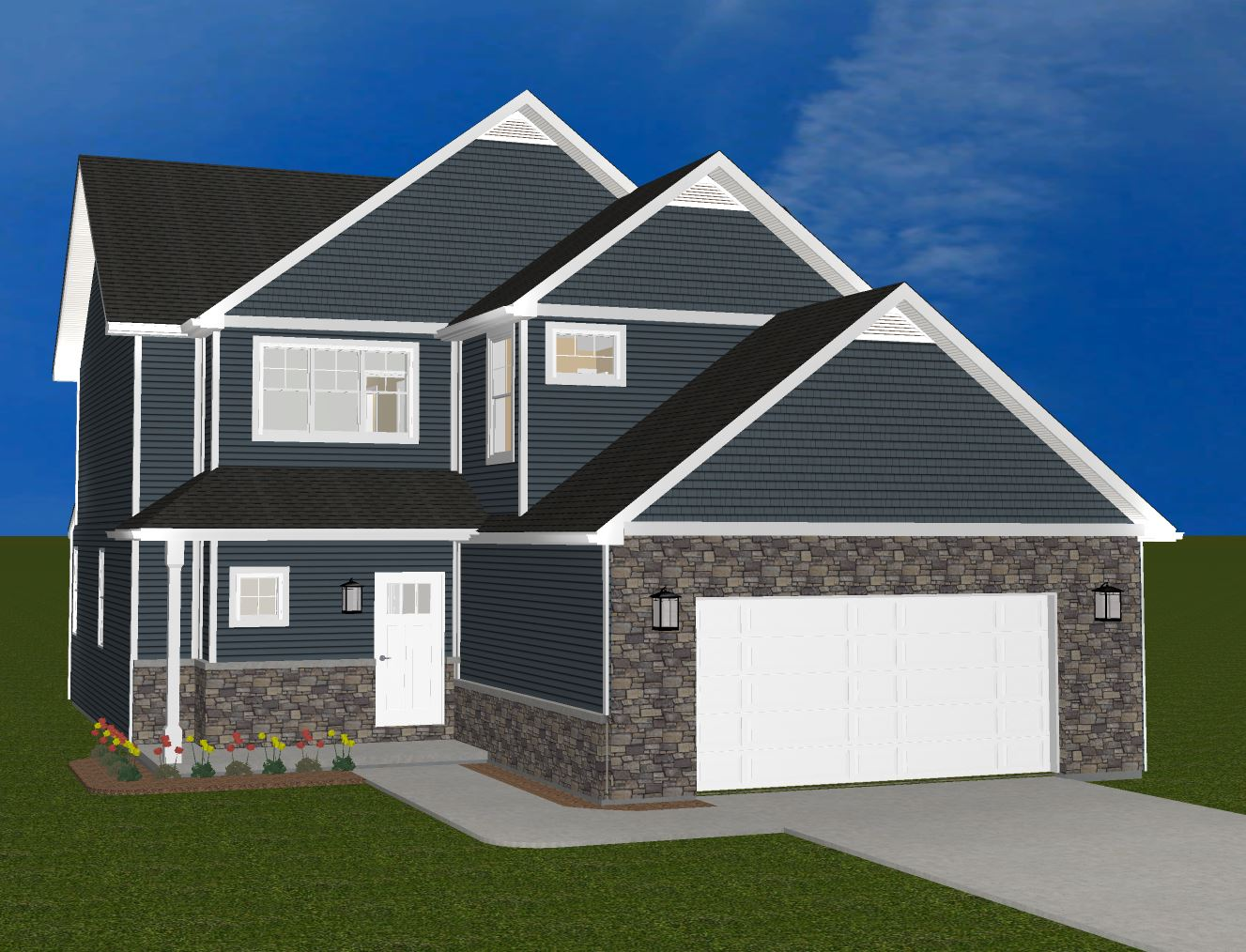 The Abbey – Starting at $272,900 w Lot
